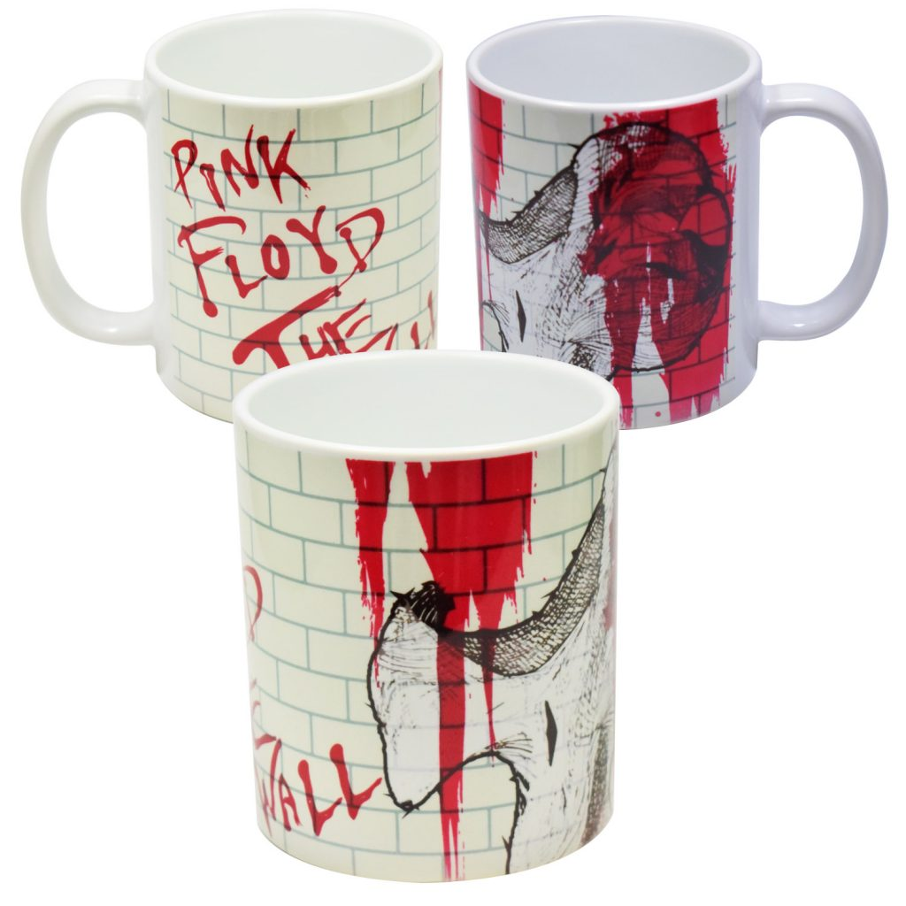 Caneca Pink Floyd - The Wall 4